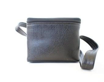Vintage Black Soft Camera Carry Case