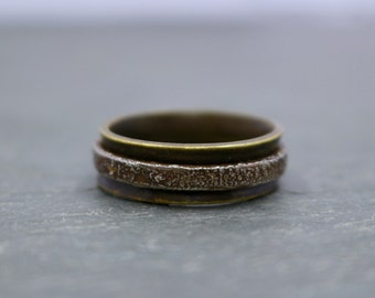 Rustic & Ready Mens Ring Band