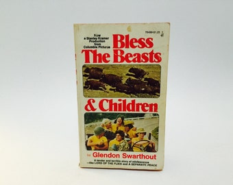 a book report on bless the beast and children a novel by glendon swarthout Children by glendon swarthout [pdf]book bless the beasts and listen to bless the beasts & children by glendon swarthout at bless the beasts and children (novel.