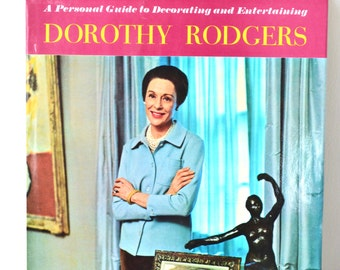 Dorothy Rogers My Favorite Things/ Interior Design Book