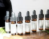 Gifts for Men | Beard Oil Sampler set | Christmas Gifts for Men | Trial size 100% natural and vegan beard oils