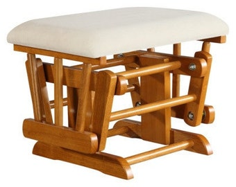 Buy this item to add a GLIDER OTTOMAN SLIPCOVER to your order