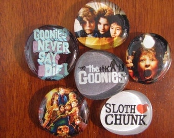THE GOONIES Magnets