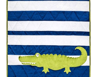 Later Gator Cuddle Kit by Shannon Fabrics