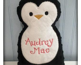 Stuffed Penguin Softie