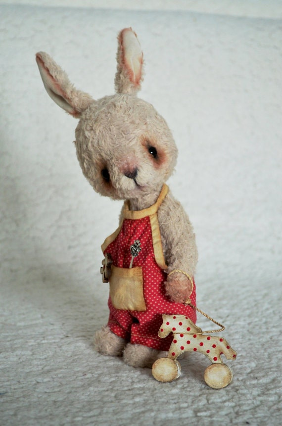Sewing Kit For 10 Inch Rabbit Incl Ready Made Trousers