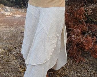 Wrap skirt with slit ~ Xs ~