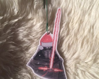 Kylo Ren STAR WARS Christmas Ornament