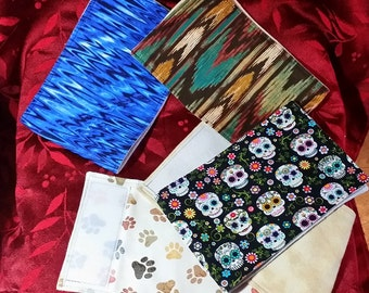 5 FOR PRICE OF 4 Male Dog Belly Wrap  your choice for waist  starting at  4 for  17.00 Pick your fabrics