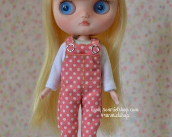 MIDDIE BLYTHE - Overall pink
