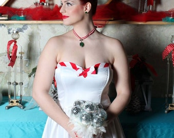 Sandy candy wedding dress By TiCCi
