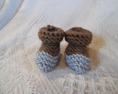LoZ Iron Booties for Newborn/Preemie