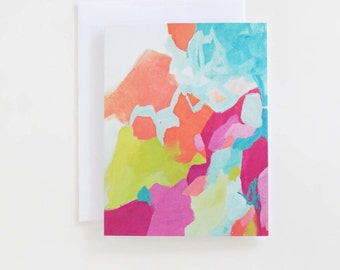 """Stationary Note Cards - Fine Art Note Card Set - Blank Note Cards - """"Midsummer"""""""
