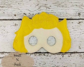 Nutty Character Children's mask, Sally Brown inspired
