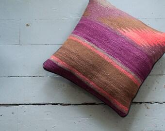 Turkish Kilim pillow - Royal
