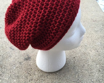 Slouchy hat - slouchy beanie - hipster hat