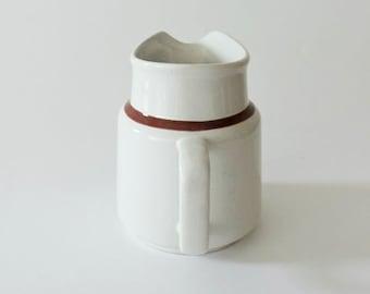 Vintage Genuine Stoneware Japan Creamer