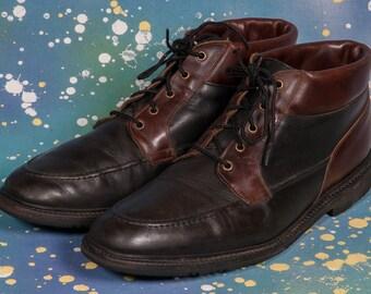 ALLEN EDMONDS Two Tone Shoe Men's Size 11 .5 D