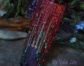 African JuJu Candle - Witchcraft, Pagan & Hoodoo Supplies - Crown Of Glory Spell Candles by The Potion Lady
