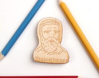 Eratosthenes Magnet set