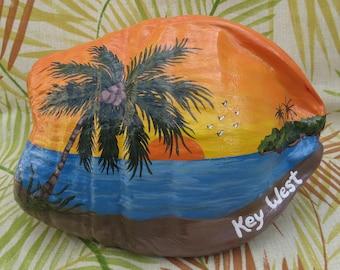 Key West Sunset Coconut