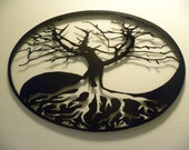 Custom Yin-Yang Tree of Life