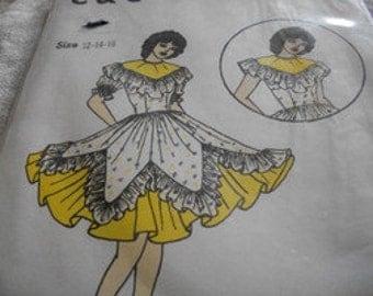 Square Dance Dress Pattern 112