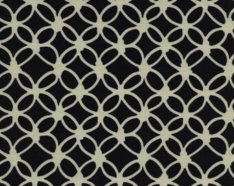 Macrame Knotty in Midnight, Rashida Coleman Hale, Cotton+Steel, RJR Fabrics, 100% Cotton Fabric, 1933-4