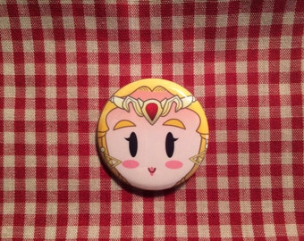 Princess Zelda (The Legend of Zelda) Button
