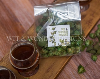 "Tiny Loose Hops for Decor - Great for table ""Confetti"" or small needs"