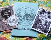 SALE The Little Things Zine Gift Pack