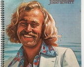 Jimmy Buffet Record Album Cover Book