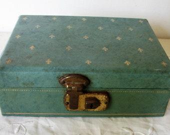 Vintage Jewelry Box Mid Century