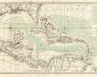 Gulf of Mexico and Caribbean – 1780
