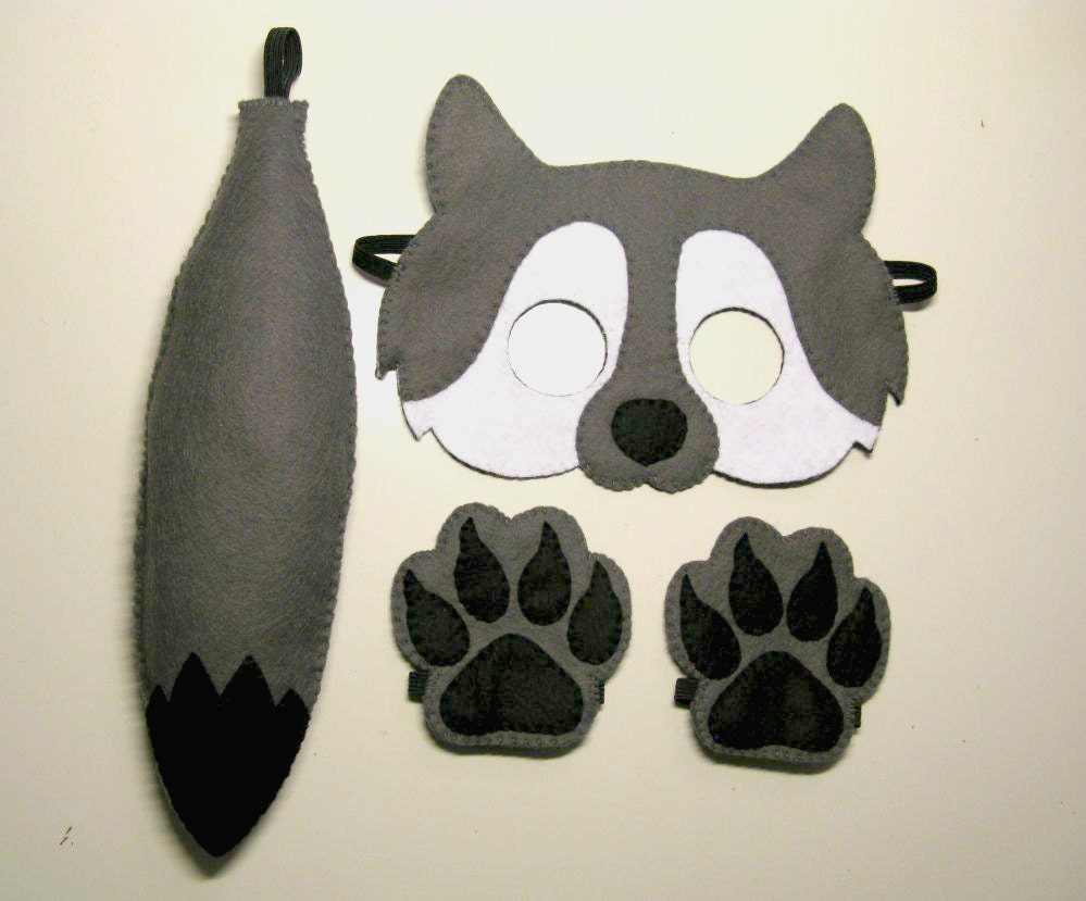 HD wallpapers felt wolf mask template