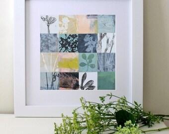 Garden palette - fine art print