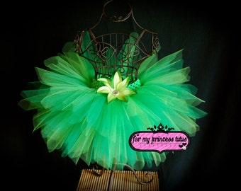 Green Tutu, St Patricks Day tutu St Patty's Day tutu, green pixie tutu, baby tutu, newborn tutu, photo prop, green tutu, tutu, St. Patricks