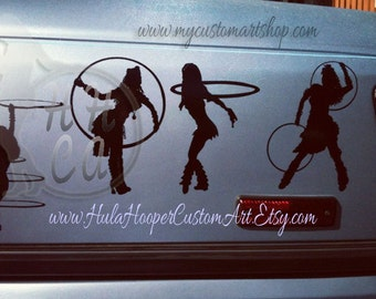 Hooper Silhouette Decal