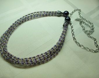 Multi Strand Necklace 3