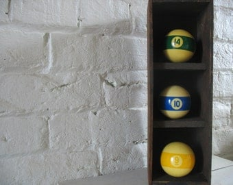 Vintage Billiard Balls - Pool