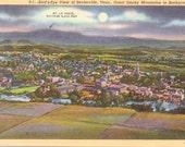 Sevierville, Tennessee - Linen Postcard - Unused (PP)