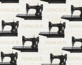 Robert Kaufman's Antique Singer Sewing Machines #AGZ15642199-Available Now!