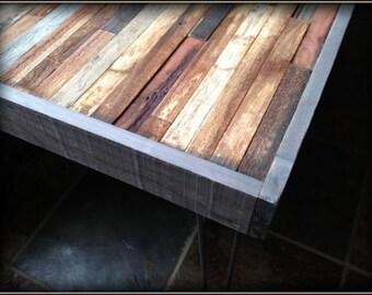 SALE - ships immediately! Small Barn wood side tables