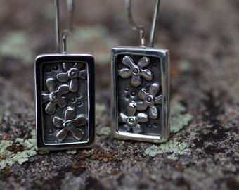 The Daisy Earring by Marina Kessler Jewelry
