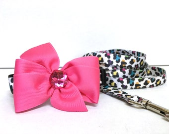 Dog Collar- The Leopard Exclusive