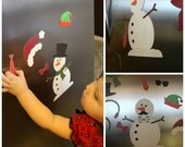 custom listing* snowman upgrade shopper66