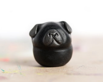 Le Pug Fat-Fat Totem - MADE TO ORDER