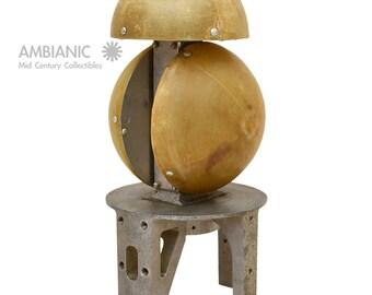 Industrial Kinetic Sculpture