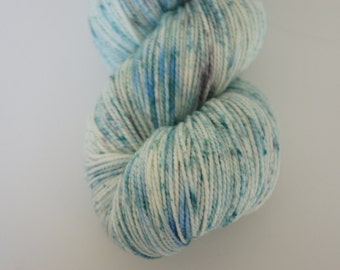 Sea Spray, 80/20 Superwash Fingering Sock Weight