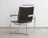 Mid Century Marcel Breuer B35 Chair